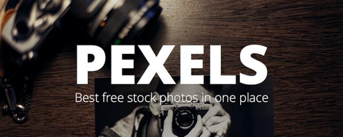Pexels: migliaia di foto ad alta risoluzione da scaricare gratis
