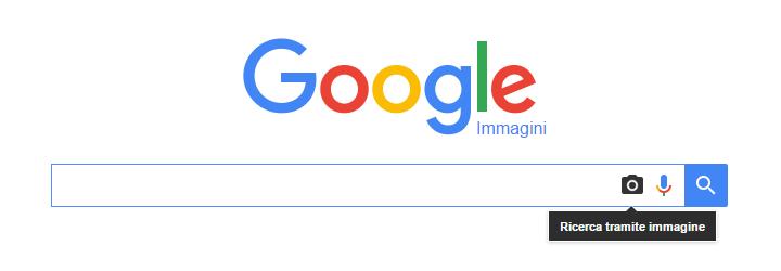 Google Immagini - Homepage