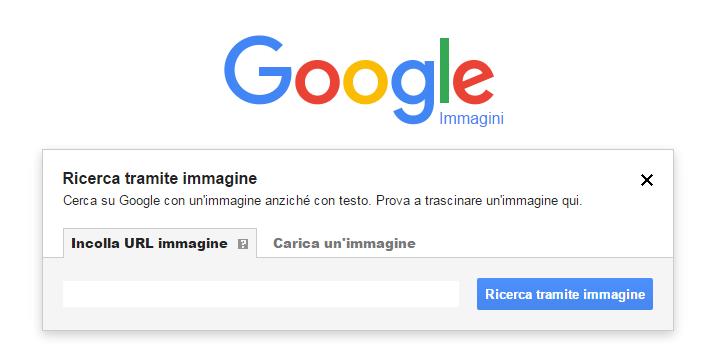 Google Immagini - Ricerca Tramite Immagine