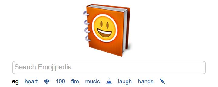 Emojipedia - Homepage