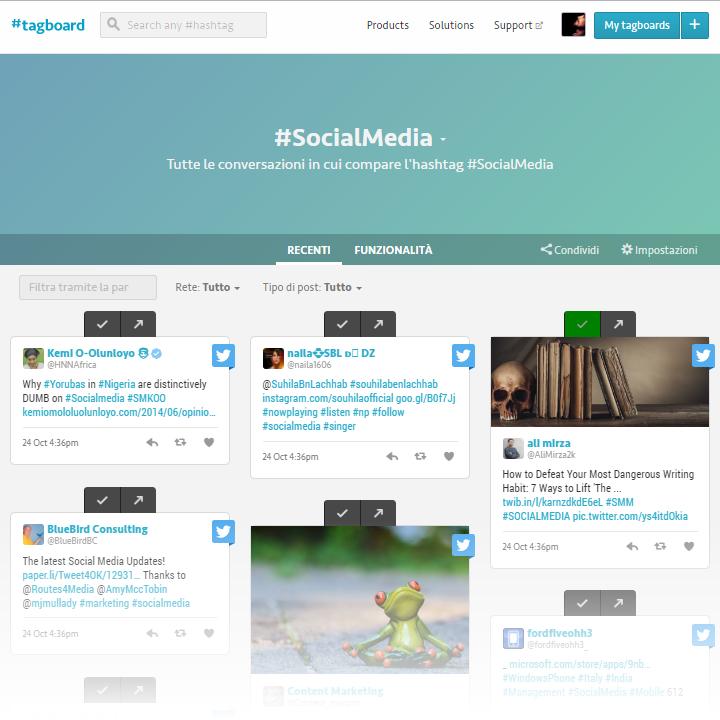 Tagboard - Tagboard Social Media