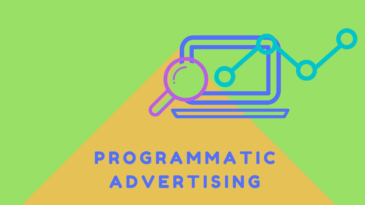 Programmatic advertsing
